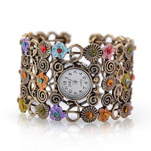 Богемные часы-браслет для женщин
