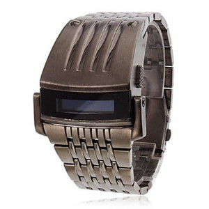Брутальные часы-браслет Iron Men