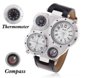 Мужские кварцевые наручные часы Oulm