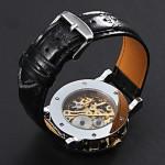 Часы-скелетоны с гравировкой