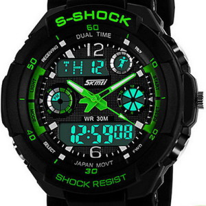 Противоударные спортивные часы Skmei